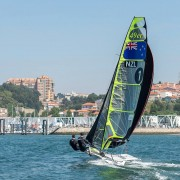 49er European Championship Porto | BBDouro - We do Sailing