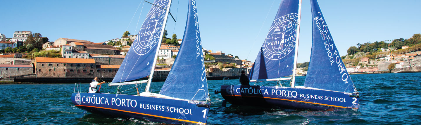 Publicidade Corporativa Porto | BBDouro - We do Sailing