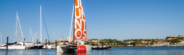 Vela Adaptada Porto | BBDouro - We do Sailing ForALL