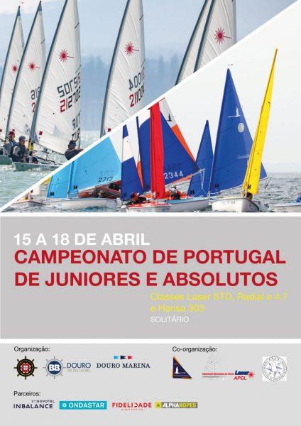 Campeonato de Portugal de Júniores e Absolutos | BBDouro - We do Sailing