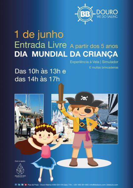 Dia Mundial da Criança Vela Porto | BBDouro - We do Sailing
