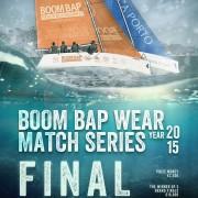 Boom Bap Wear Match Series Porto | BBDouro - We do Sailing