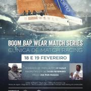 Boom Bap Wear Match Series Clínica de Match Racing Porto   BBDouro - We do Sailing