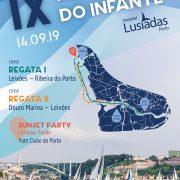 IX Regata do Infante Hospital Lusíadas Porto | BBDouro - We do Sailing