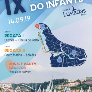 IX Regata do Infante Hospital Lusíadas Porto | BBDouro - We do Sailing