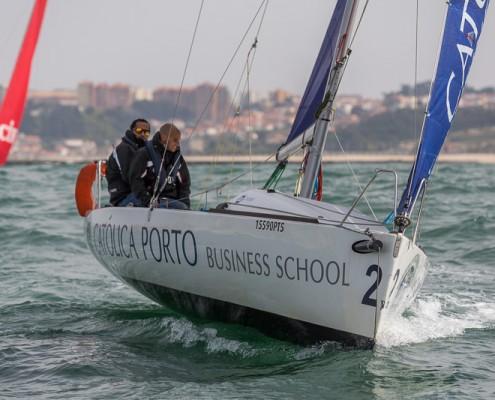 Aulas de Vela Porto | BBDouro - We do Sailing