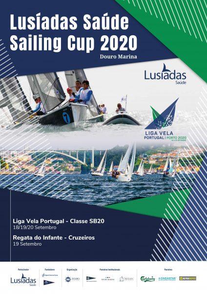 Lusíadas Sailing Cup 2020 | Lusíadas Porto Sailing 2020 | BBDouro - We do Sailing