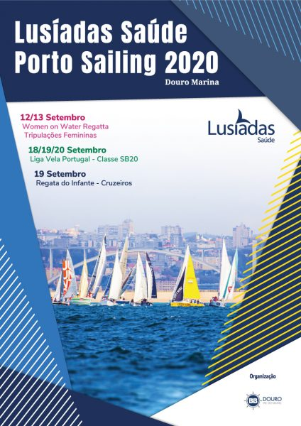Lusíadas Saúde Porto Sailing 2020 | BBDouro - We Do Sailing
