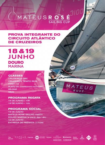 Mateus Rosé Sailing Cup Porto   BBDouro - We do Sailing
