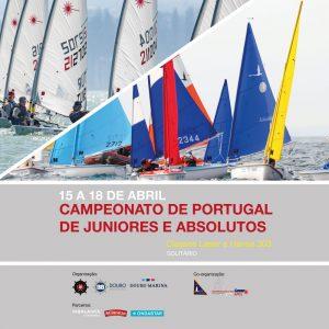 Campeonato de Portugal de Júniores e Absolutos   BBDouro - We do Sailing