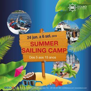 Summer Sailing Camp Porto | BBDouro - We do Sailing
