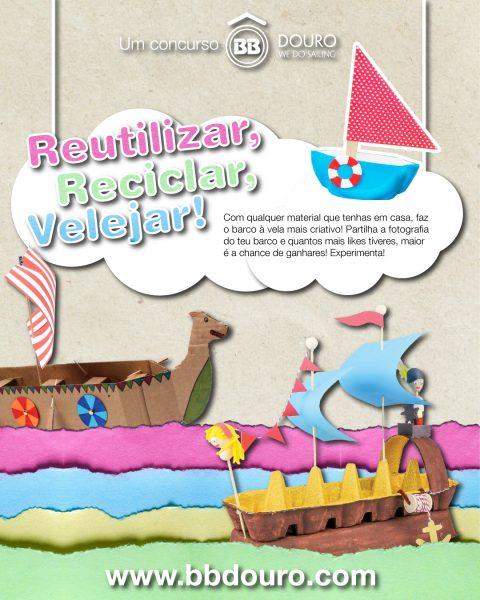 Atividades para Crianças na Quarentena | BBDouro - We do Sailing