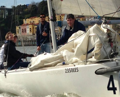 Escola de Vela Porto | BBDouro - We do Sailing