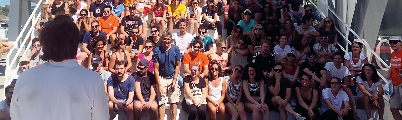 Team Building Porto | BBDouro - We do Sailing