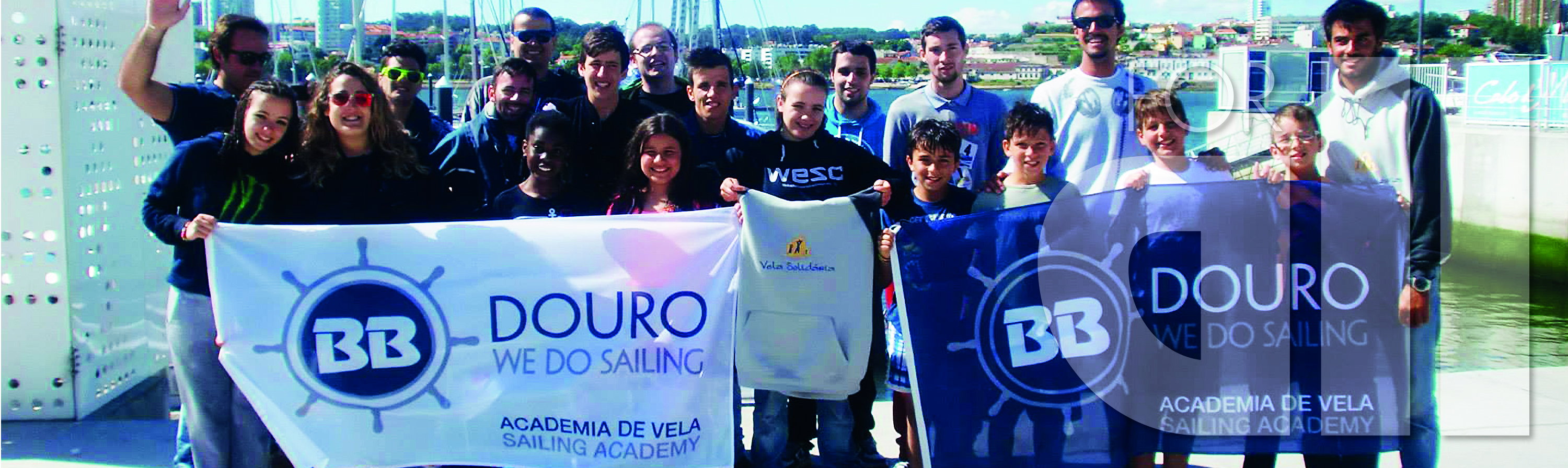 Vela Solidária Porto | BBDouro - We do Sailing ForALL