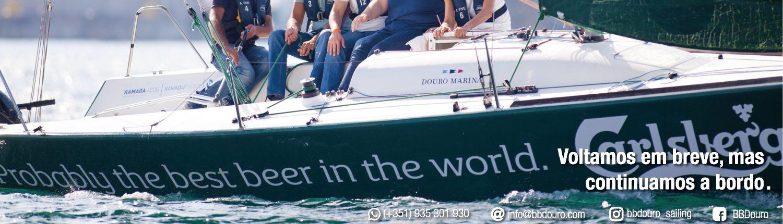 Carlsberg   BBDouro - We do Sailing