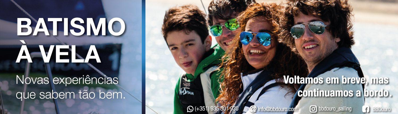 Batismo de Vela   BBDouro - We do Sailing