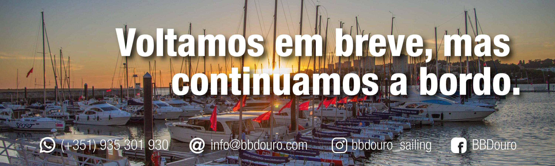 Fique Em Casa | BBDouro - We do Sailing