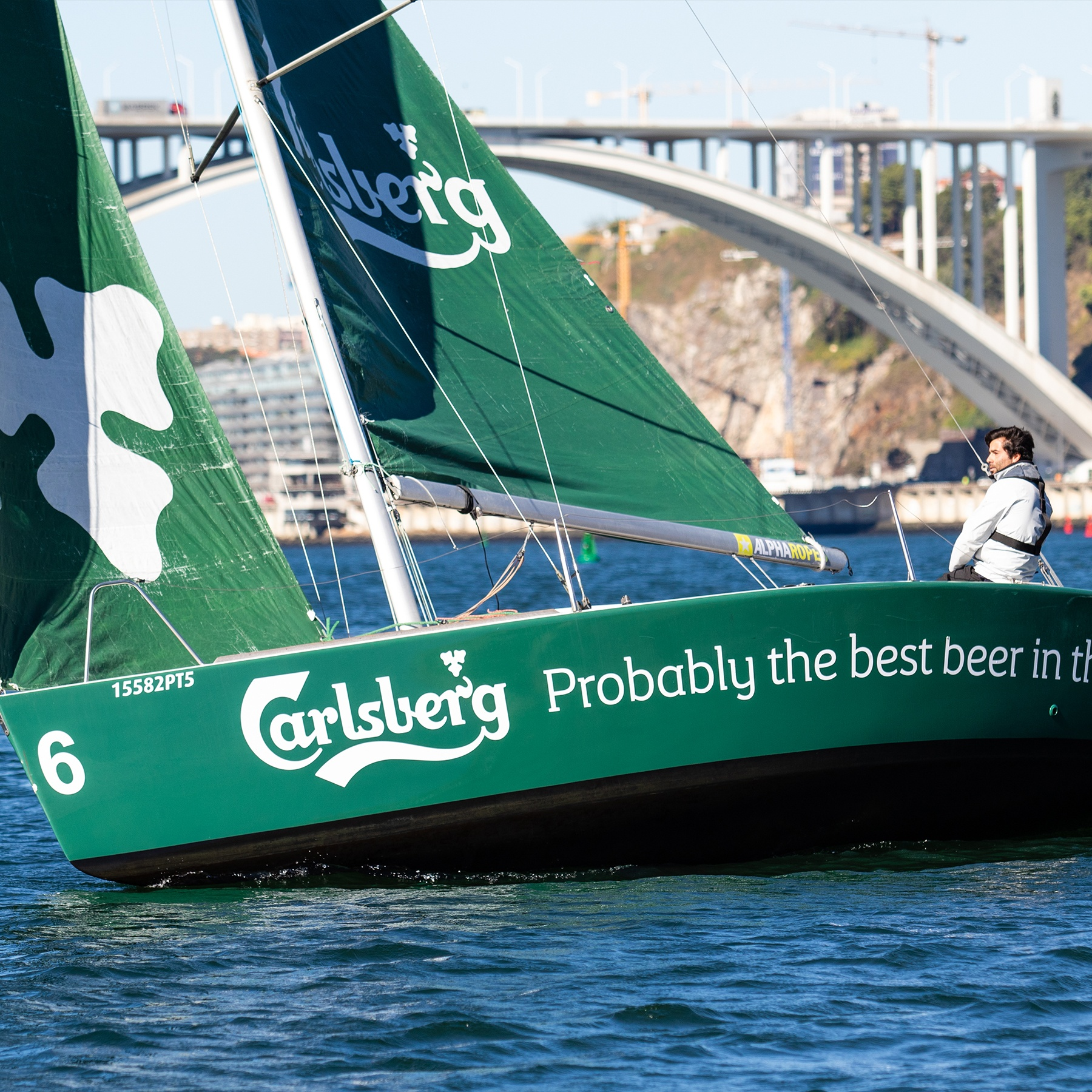 Carlsberg Porto | BBDouro - We do Sailing