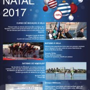 Natal Porto Vela | BBDouro - We do Sailing