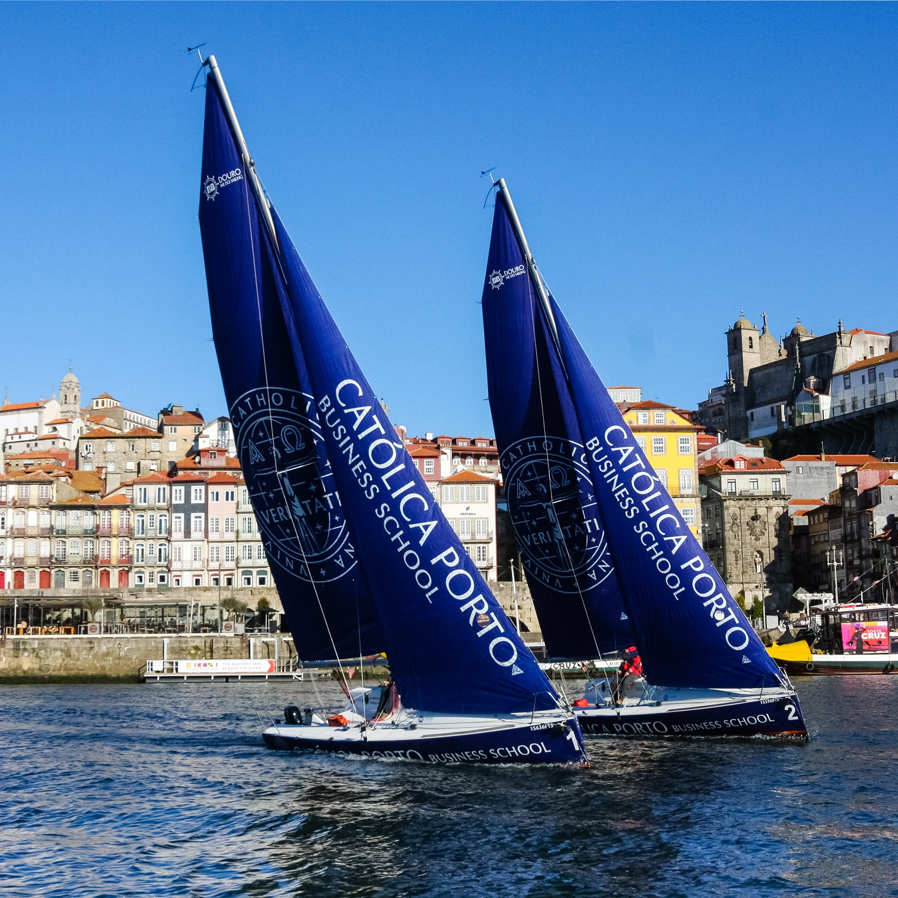 Católica Porto Business School | BBDouro - We do Sailing