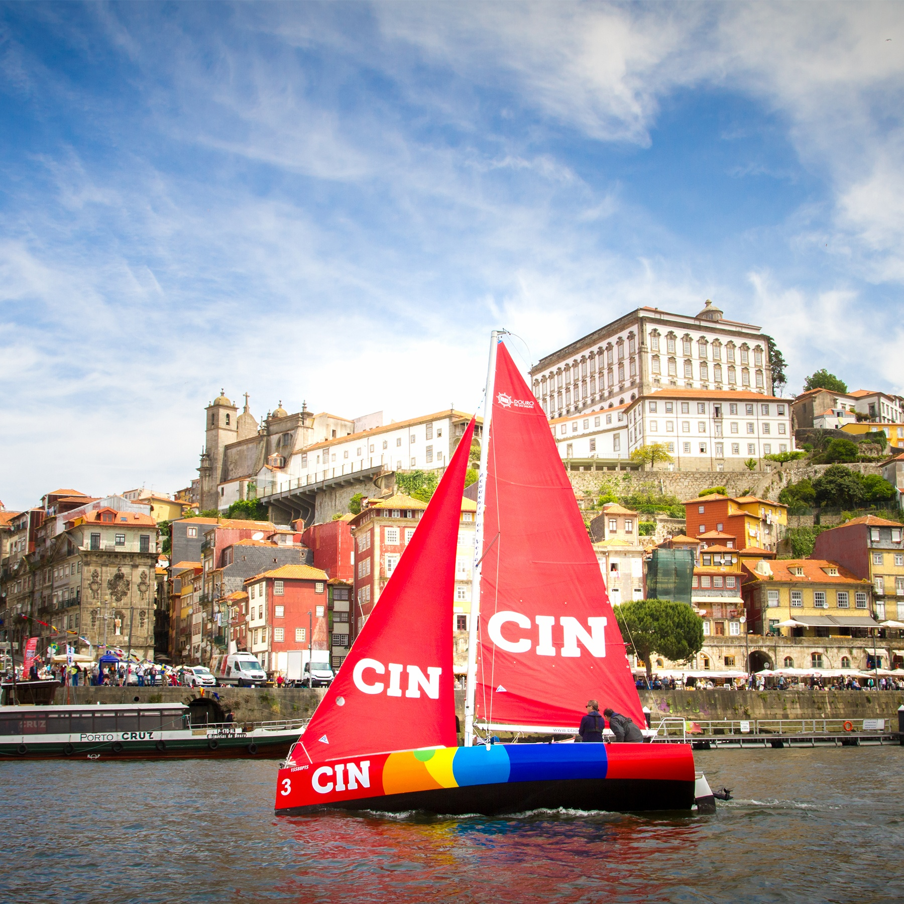 CIN Porto | BBDouro - We do Sailing