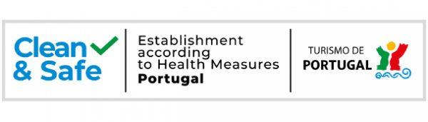 Selo Clean&Safe Turismo de Portugal   BBDouro - We do Sailing