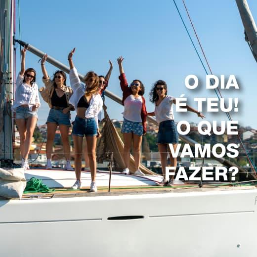 Despedidas de Solteira / Solteiro | BBdouro - We do Sailing