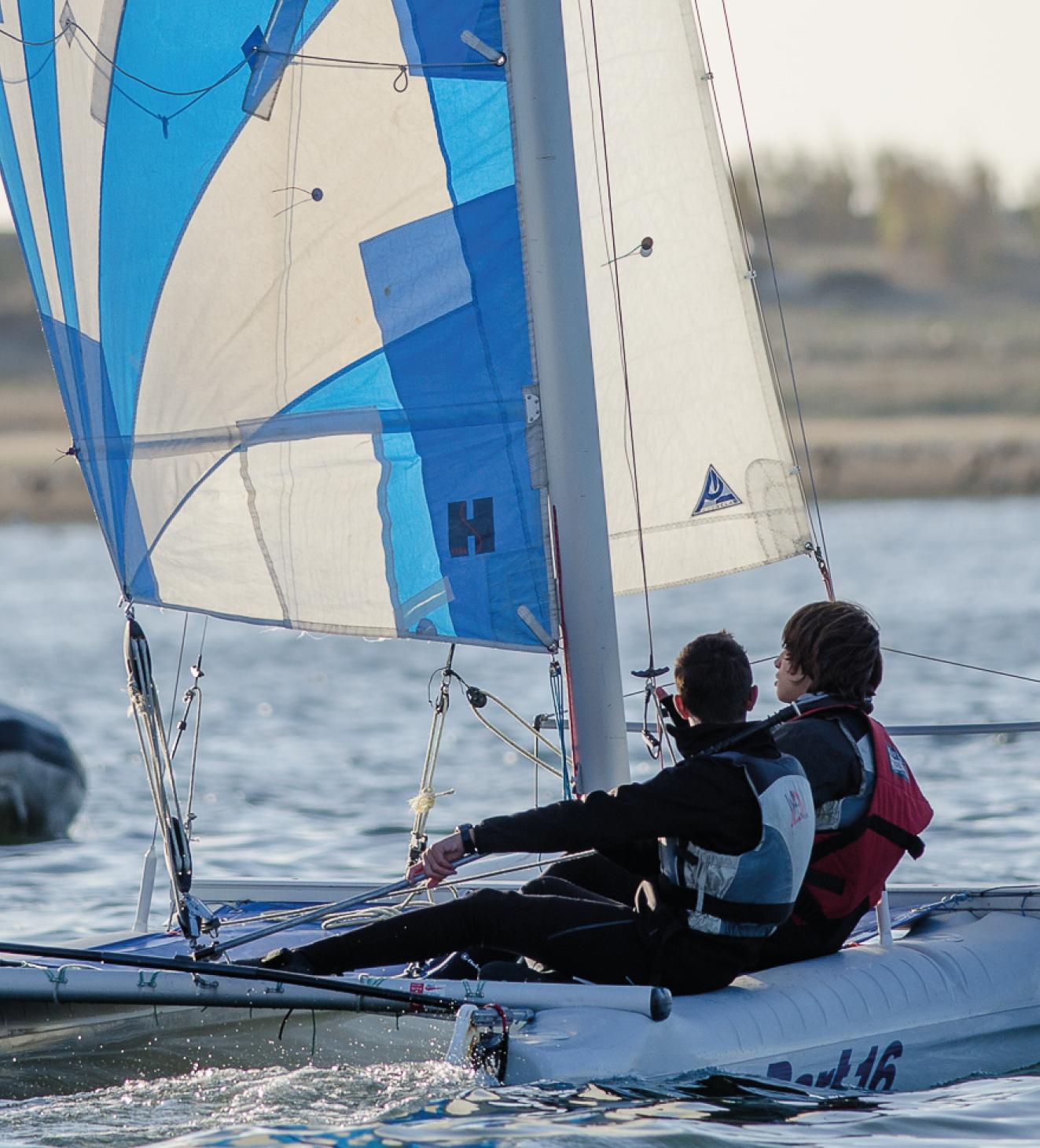 Vela Crianças Porto | BBDouro - We do Sailing