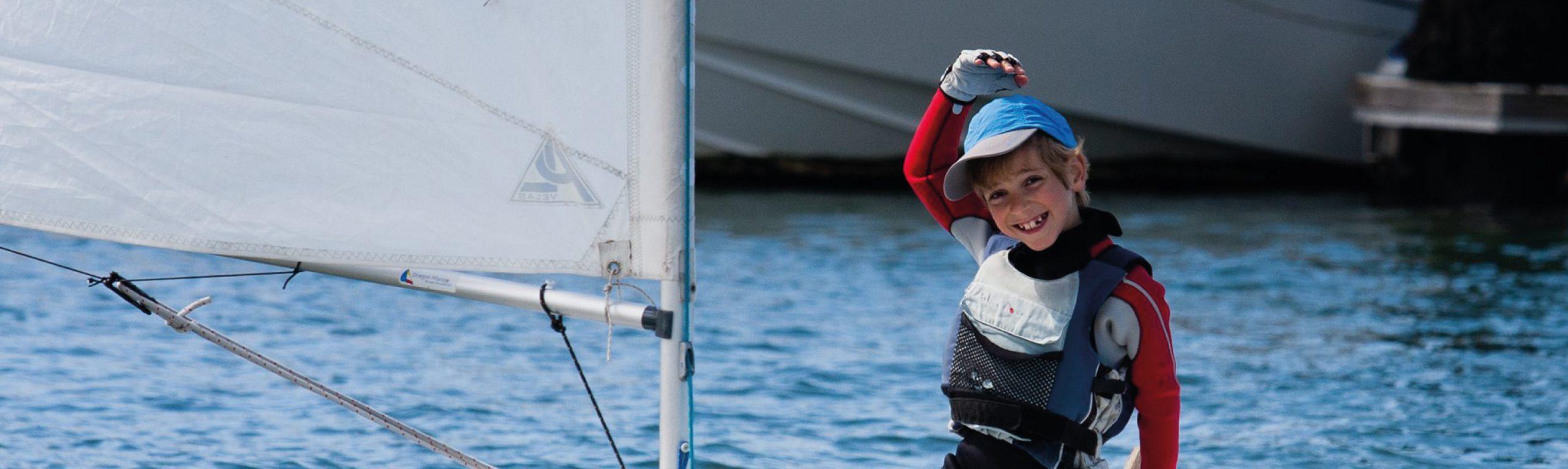 Academia de Vela Júnior Porto | BBDouro - We do Sailing