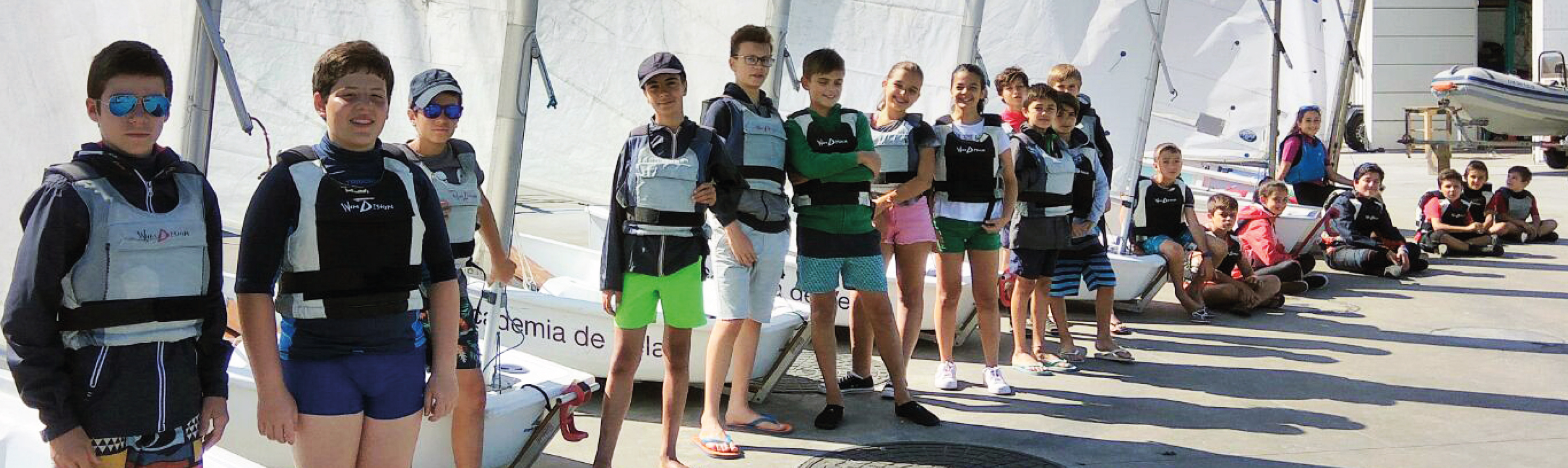 Academia de Vela Júnior Porto | BBDouro - We do Sailing