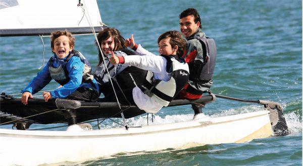 Aulas de Vela para Crianças Porto | BBDouro - We do Sailing