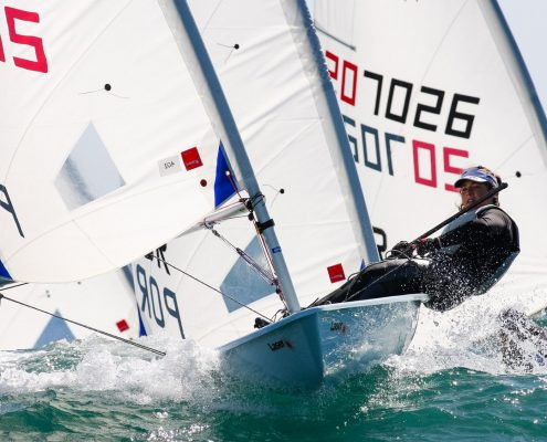 Laser Europeans Porto | BBDouro - We do Sailing