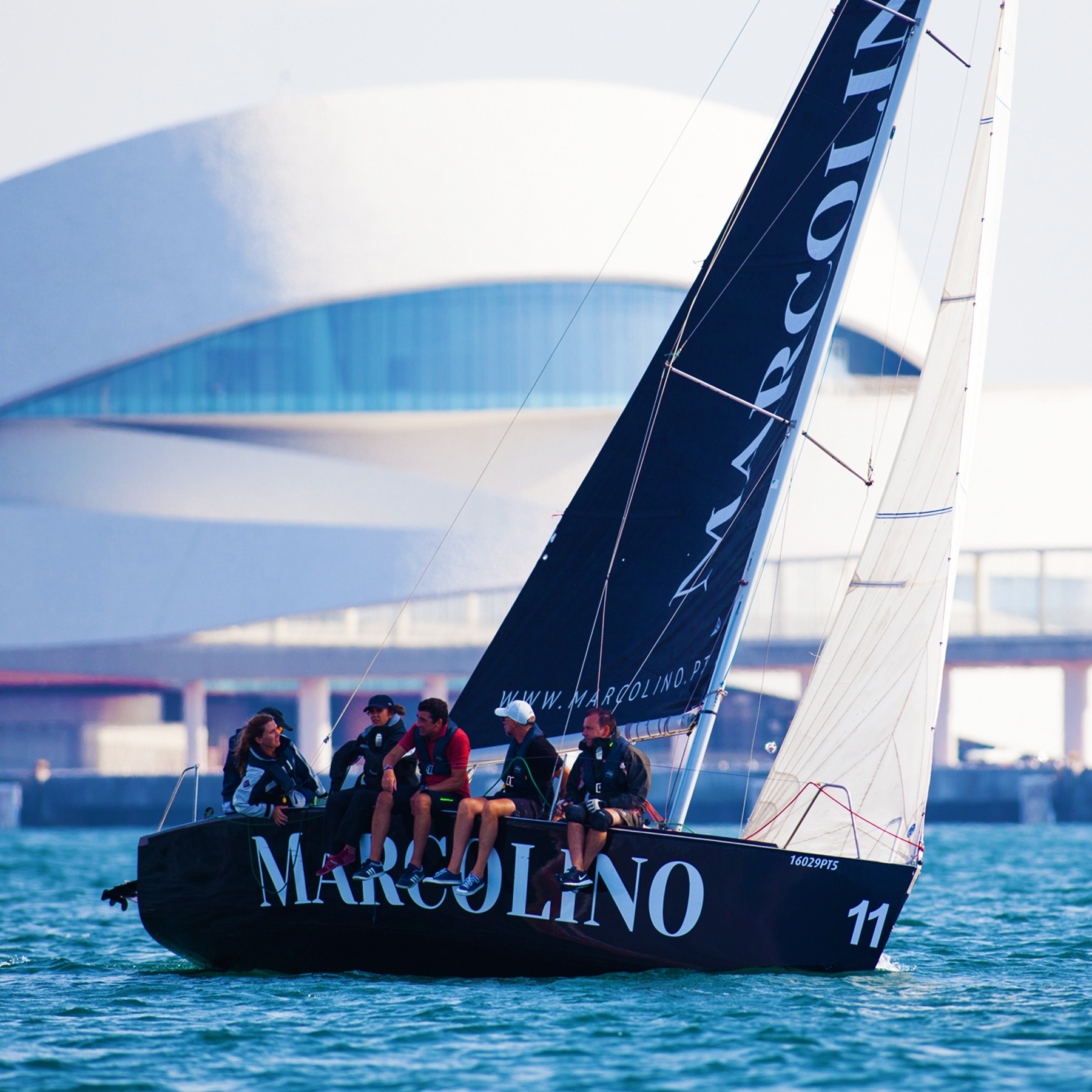 Marcolino | BBDouro - We do Sailing