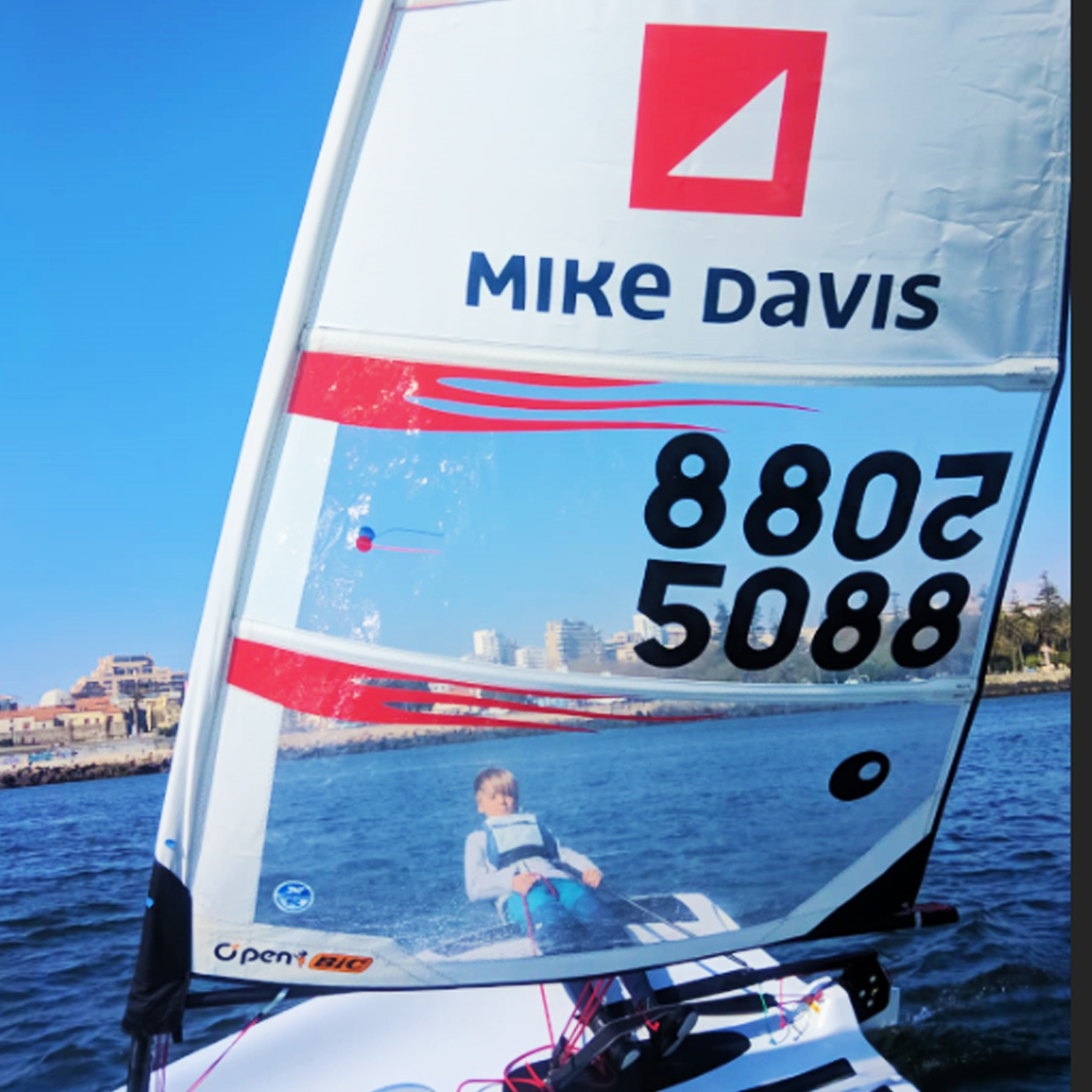 MIke Davis | BBDouro - We do Sailing