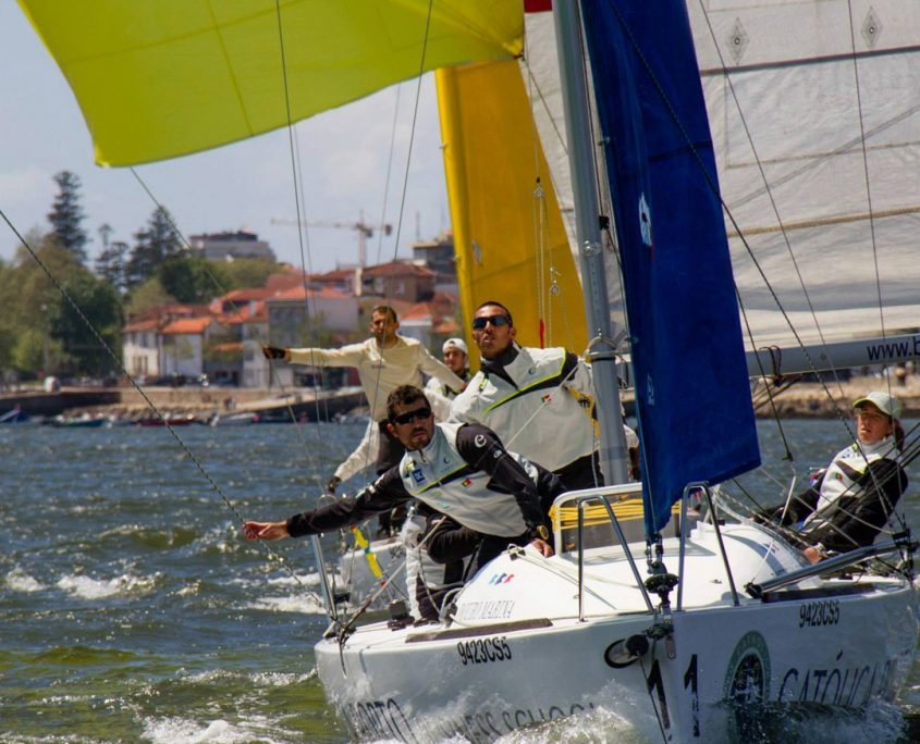 Match Racing Porto | BBDouro - We do Sailing