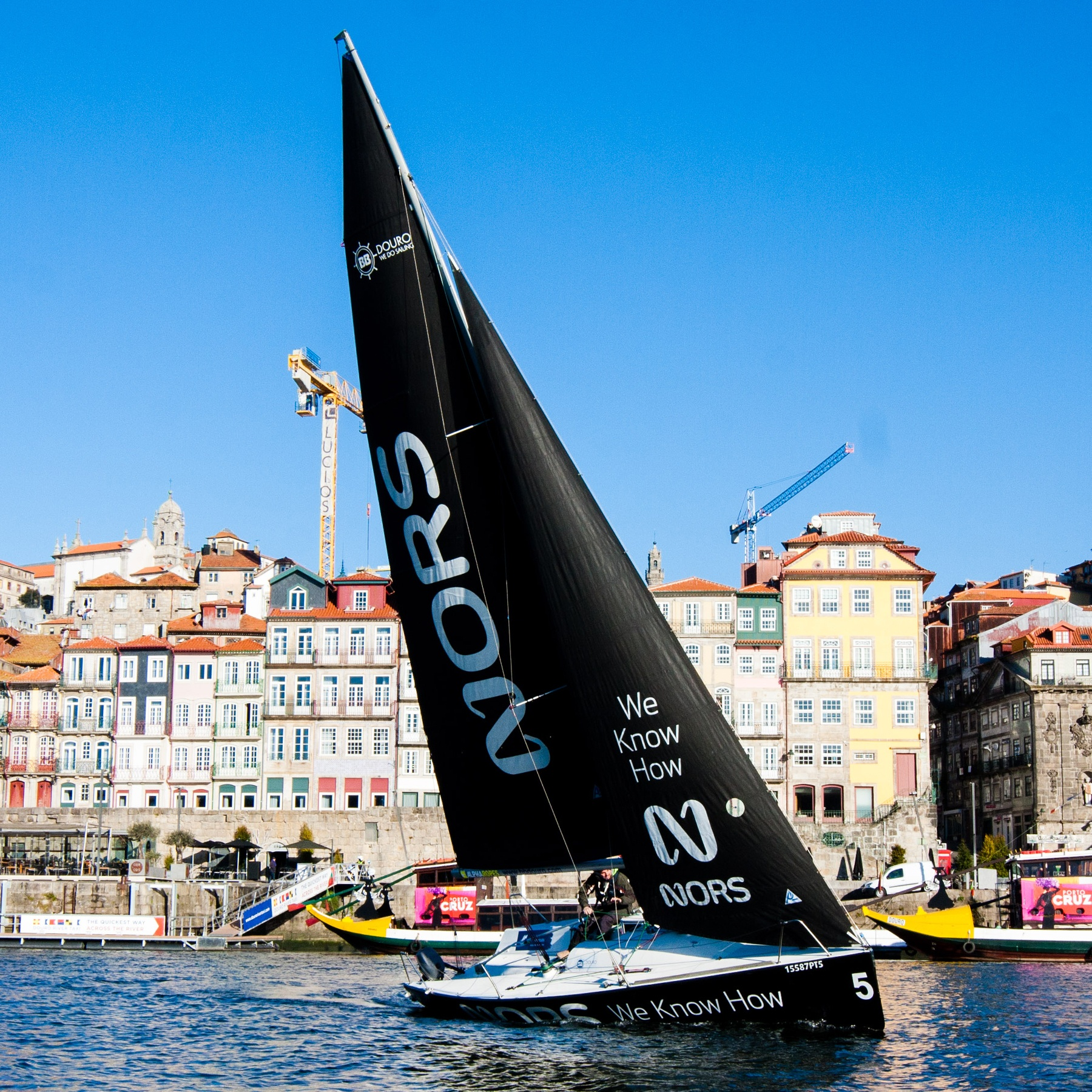 Nors Porto | BBDouro - We do Sailing