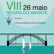 VIII Regata do Infante Tridente Concessionário Oficial Maserati - Porto | BBDouro - We do Sailing