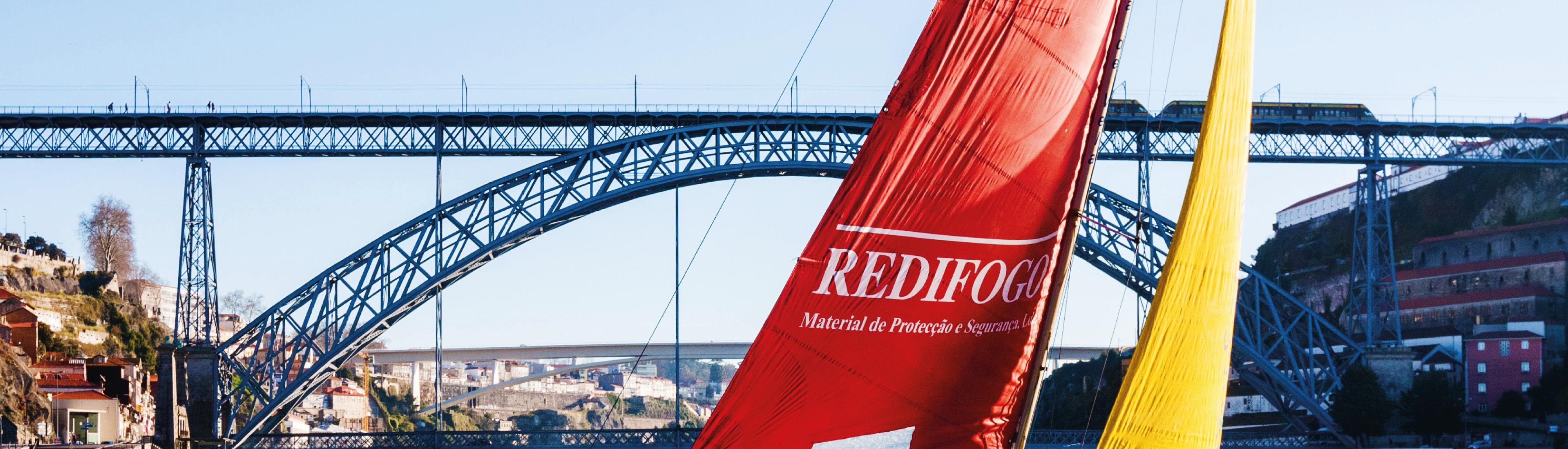 Redifogo Porto | BBDouro - We do Sailing