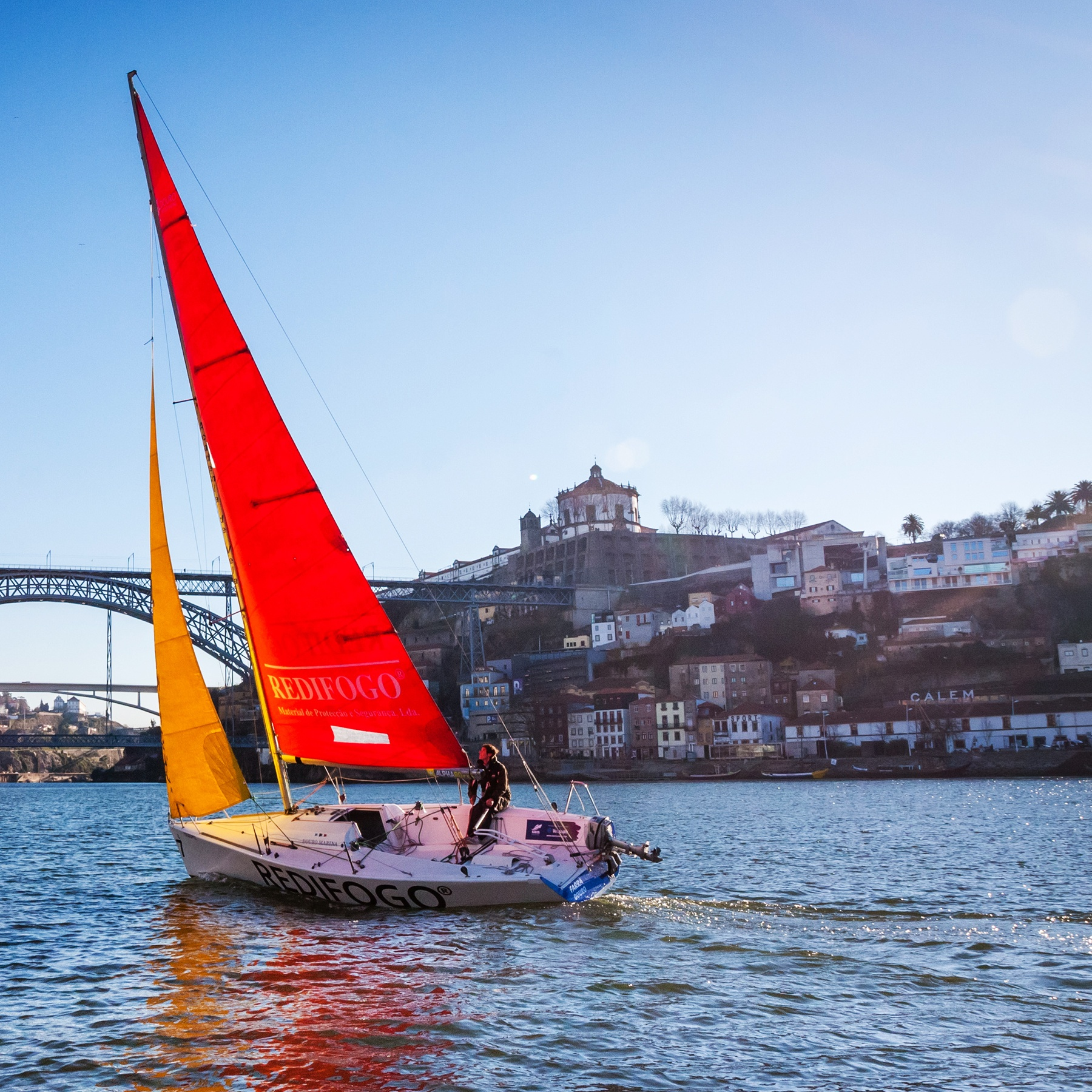 Redifogo Porto | BBDouro - We do Sailing